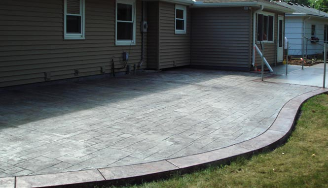 Mike Hage Concrete Patios