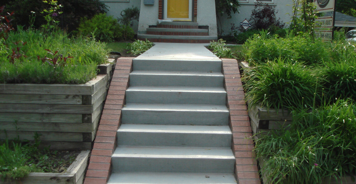 Cement Trace Steps