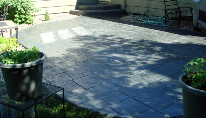 Concrete Patios in Minneapolis, MN