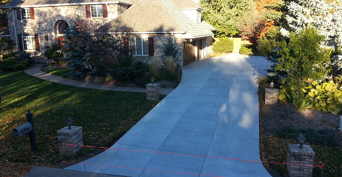 Mike Hage Concrete Drive Ways